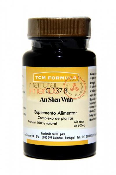C137b An Shen Wan 60 caps