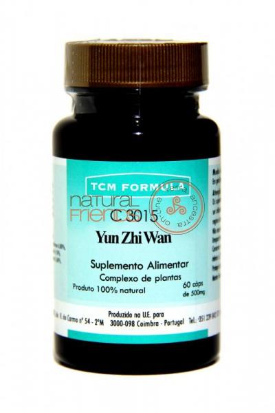 C3015 Yun Zhi Wan Cápsulas