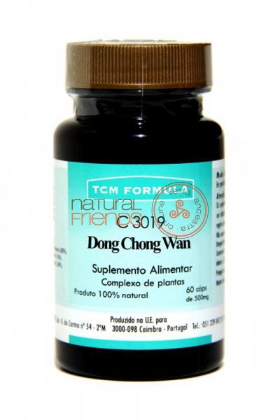C3019 Dong Chong Wan Cápsulas