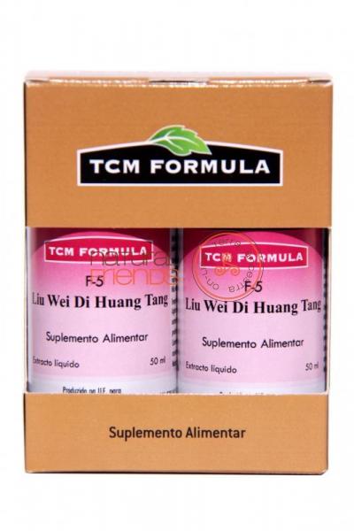 F5 Liu Wei Di Huang Tang Gotas