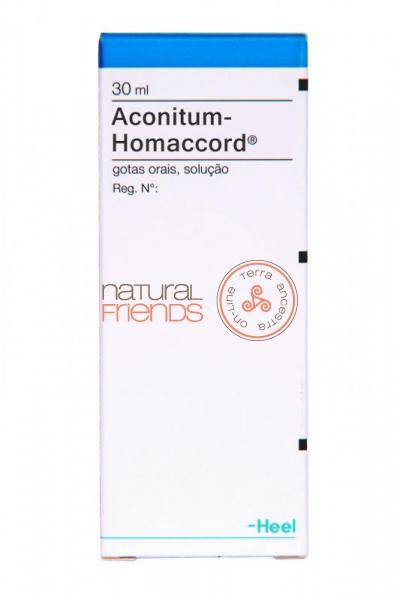 Aconitum-Homaccord - 30ml gotas