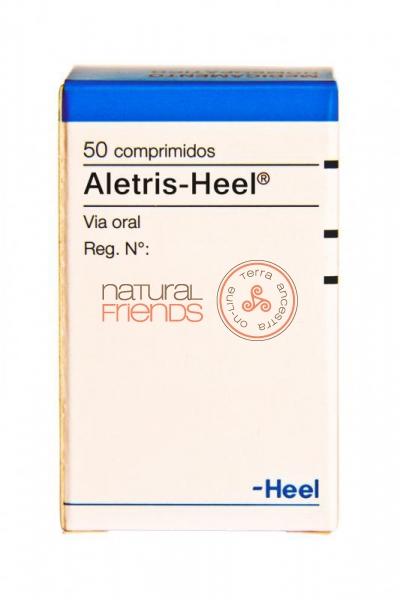 Aletris Heel - 50 comprimidos