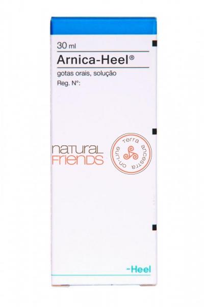 Arnica Heel - 30ml gotas