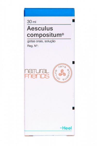 Aesculus compositum - 30ml gotas