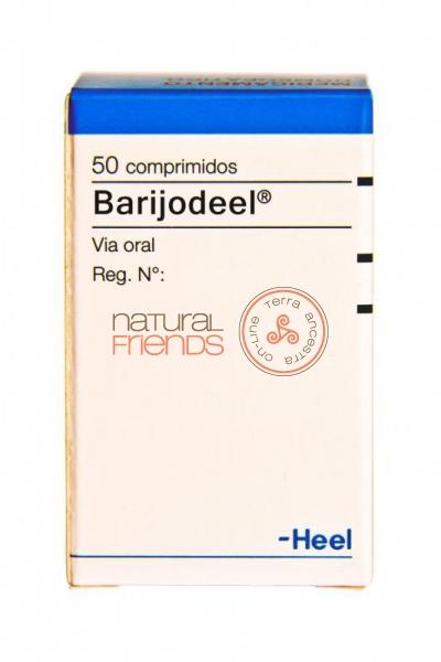 Barijodeel - 50 comprimidos