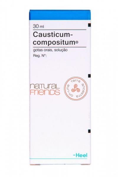Causticum compositum - 30ml gotas