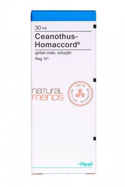 Ceanothus-Homaccord - 30ml gotas