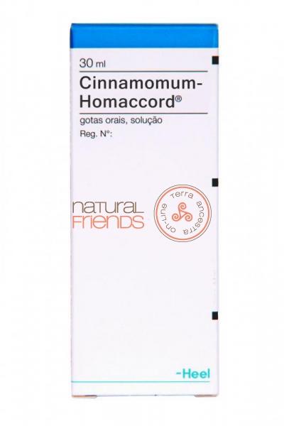 Cinnamomum-Homaccord - 30ml gotas