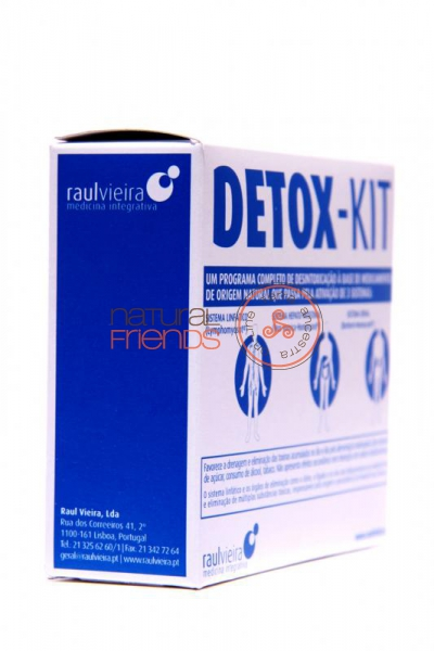 Detox Kit - 30ml x3 gotas
