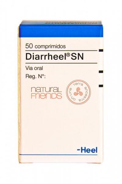 Diarrheel SN - 50 comprimidos