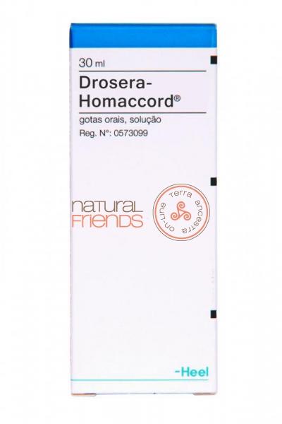Drosera-Homaccord - 30ml gotas