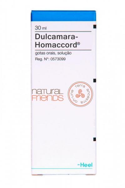 Dulcamara-Homaccord - 30ml gotas