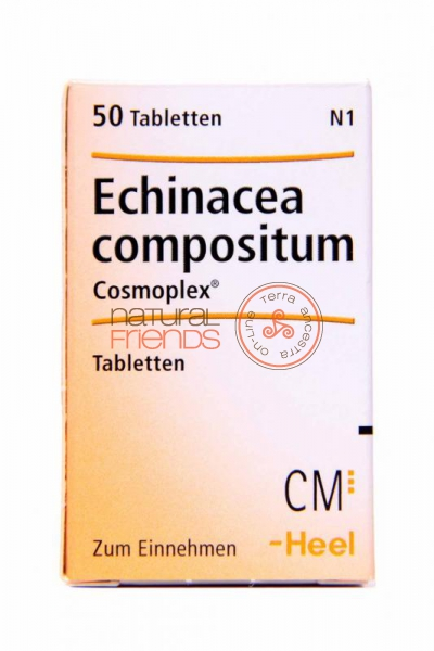 Echinacea Compositum (Cosmoplex) - 50 comprimidos