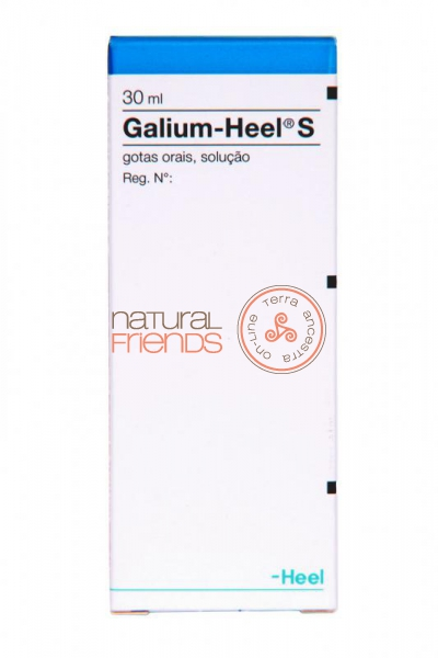Galium-Heel - 30ml gotas