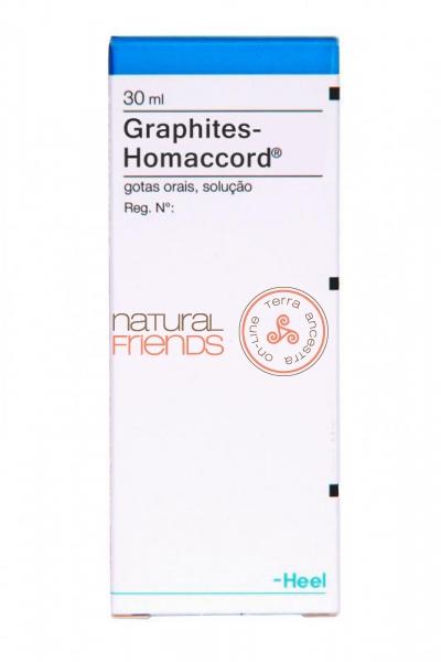 Graphites-Homaccord - 30ml gotas