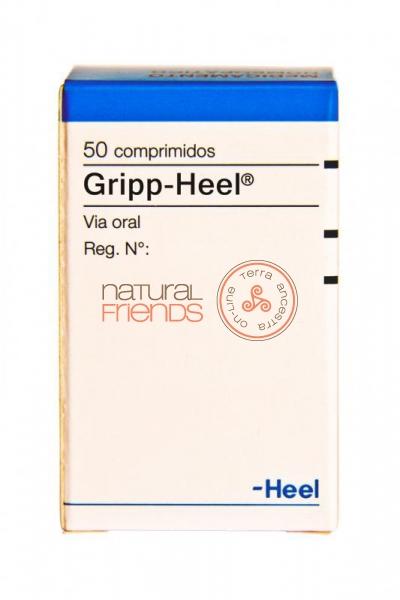 Gripp-Heel - 50 comprimidos