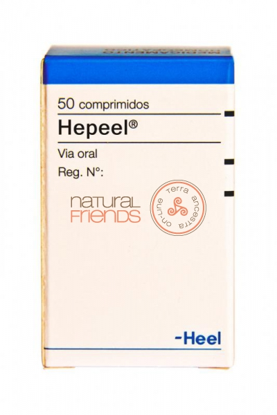 Hepeel - 50 comprimidos