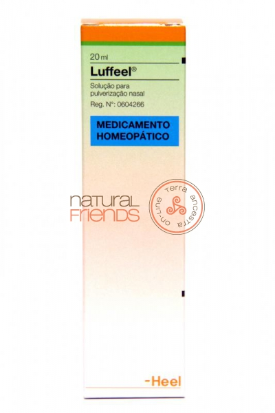 Lufeel - 20ml nebulizador nasal