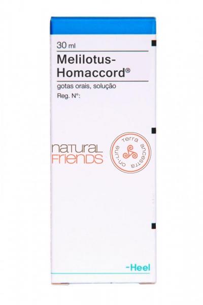 Melilotus-Homaccord N - 30ml gotas