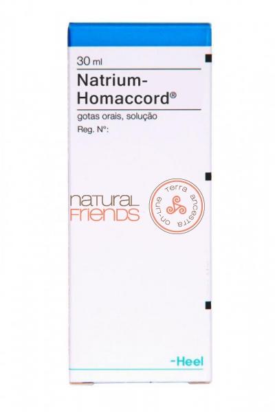 Natrium-Homaccord - 30ml gotas