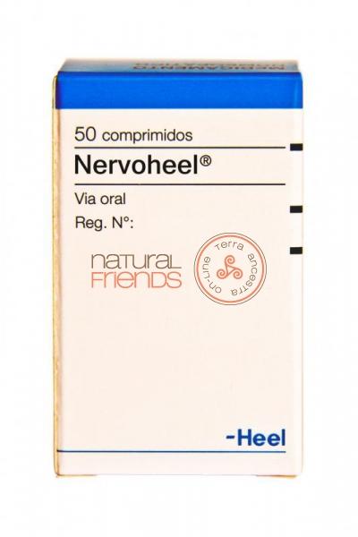 Nervoheel - 50 comprimidos