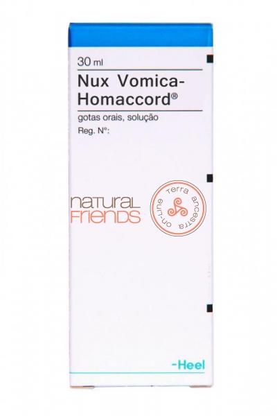 Nux Vomica Homaccord - 30ml gotas