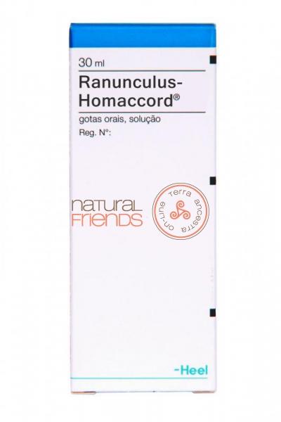 Ranunculus-Homaccord - 30ml gotas