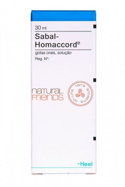 Sabal-Homaccord - 30ml gotas