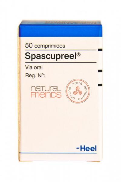 Spascupreel - 50 comprimidos