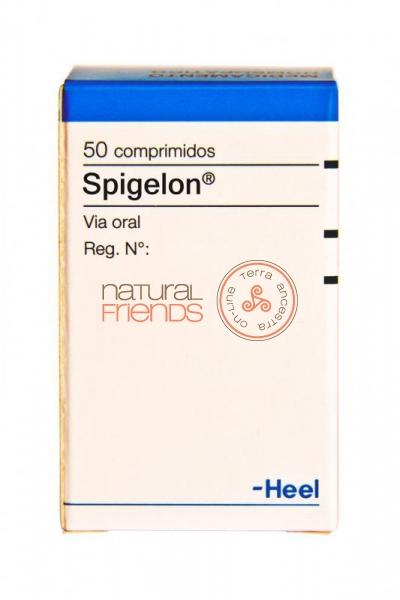 Spigelon  - 50 comprimidos
