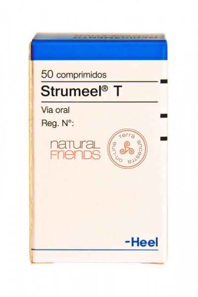 Strumeel T - 50 comprimidos