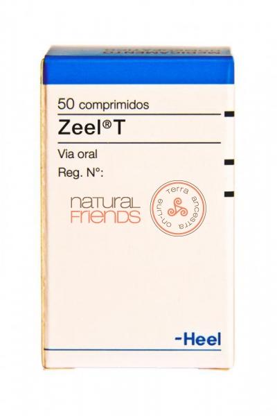 Zeel T - 50 comprimidos