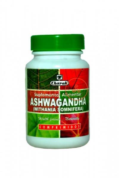Ashwagandha - 50 comprimidos