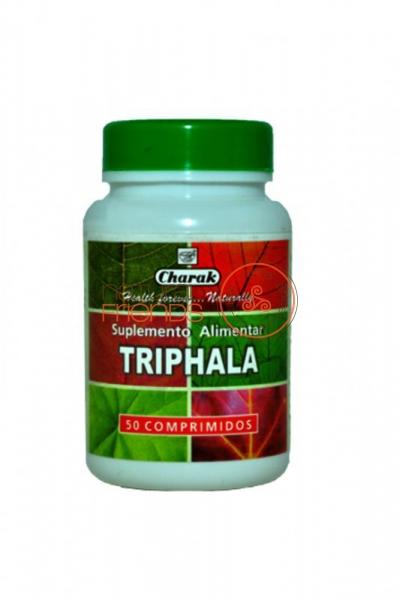 Triphala - 50 comprimidos