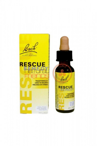 Rescue Remedy Gotas 10ml