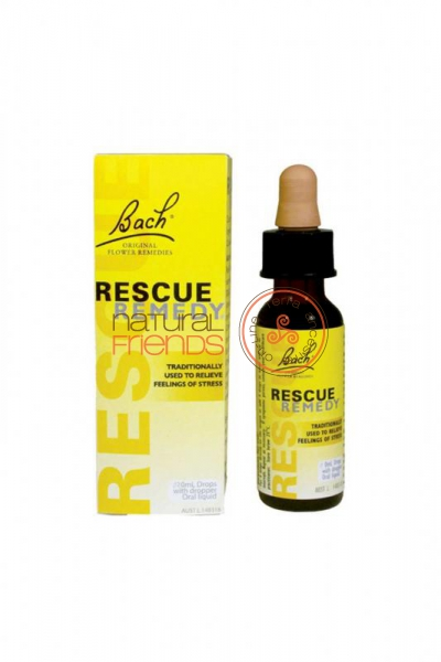 Rescue Remedy Gotas 20ml