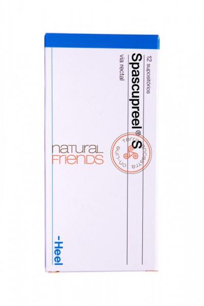 Spascupreel - 12 supositórios