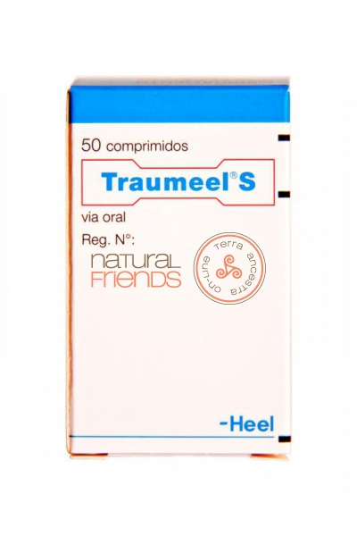 Traumeel S - 50 comprimidos