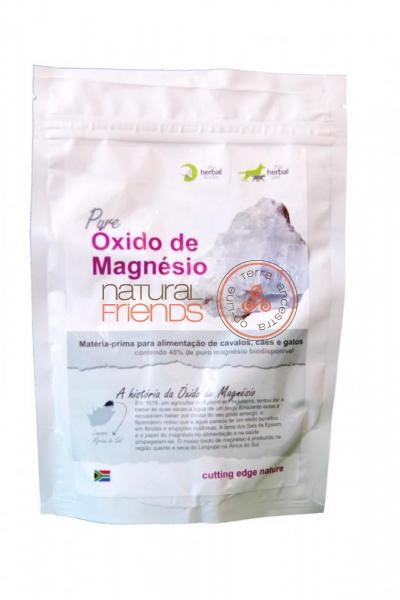 Pure Óxido de Magnésio 200gr