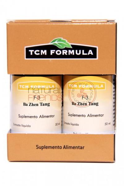 F3 Ba Zhen Tang Gotas
