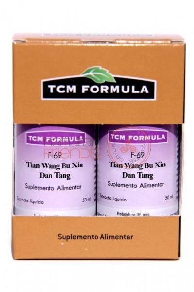 F69 Tian Wang Bu Xin Dan Tang Gotas