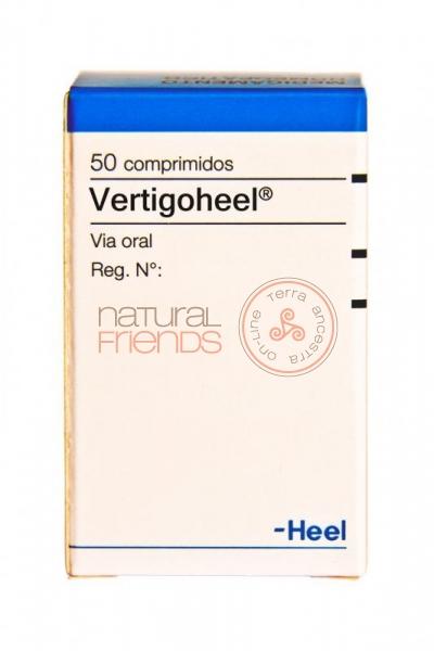 Vertigoheel - 50 comprimidos