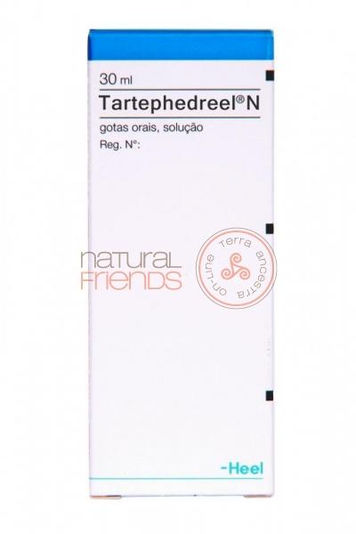 Tartephedreel N - 30ml gotas