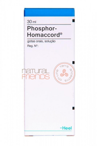 Phosphor-Homaccord - 30ml gotas