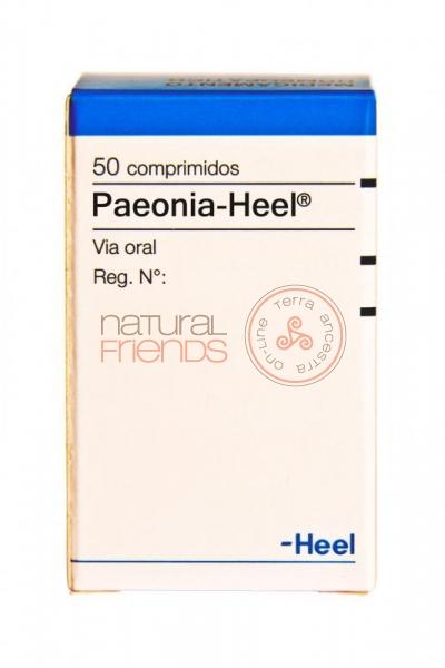 Paeonia-Heel - 50 comprimidos