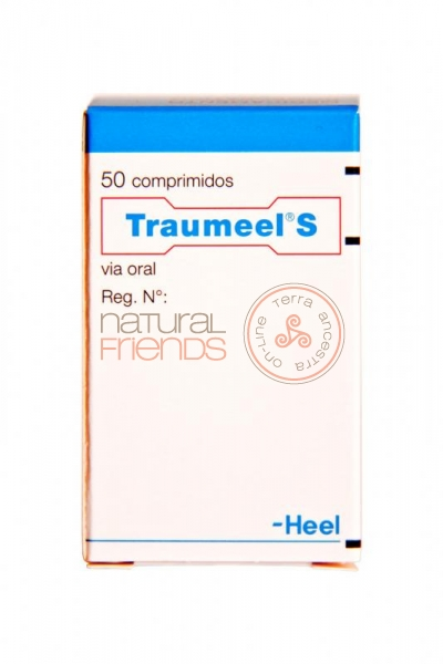 Traumeel S - 50 comprimidos