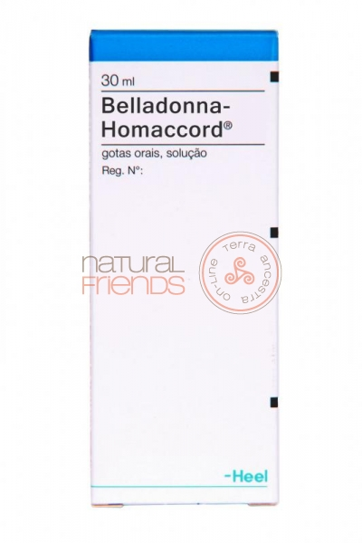 Belladonna-Homaccord - 30ml gotas