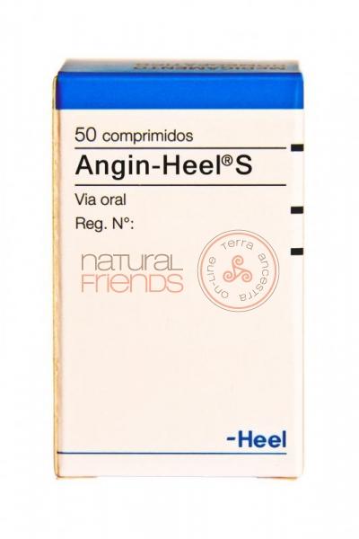 Angin Heel  S - 50 comprimidos